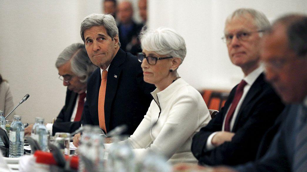 Suspense em Viena: O acordo sobre o nuclear iraniano não está ainda concluído