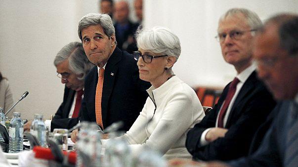 Zeichen vom Balkon: Noch keine Einigung über iranisches Atomprogramm