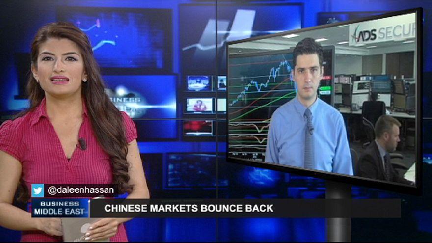 Mercado chinês recupera, Egito lança-se ao dólar