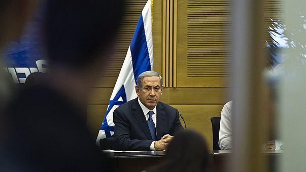 Az izraeli miniszterelnök fárszi nyelven üzent az irániaknak