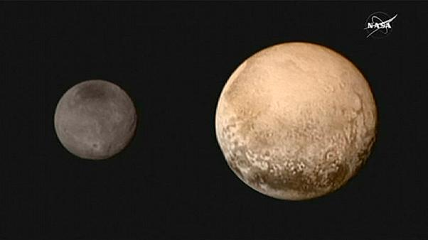 کاوشگر نیوهوریزونز اولین تصاویر واقعی از پلوتون را به زمین فرستاد