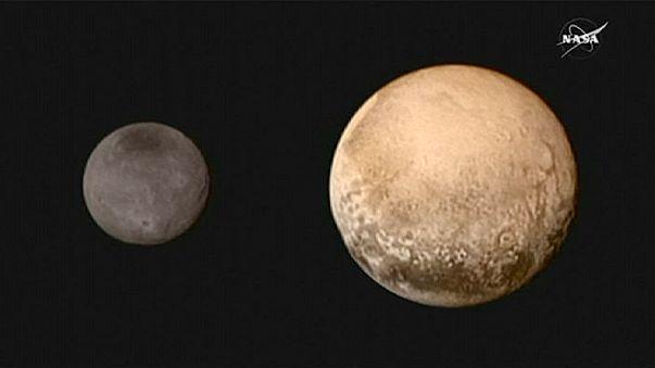 La sonda espacial New Horizons ya está próxima a Plutón