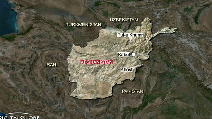 اصابة 25 شخصا في اعتداء على مسجد بافغانستان