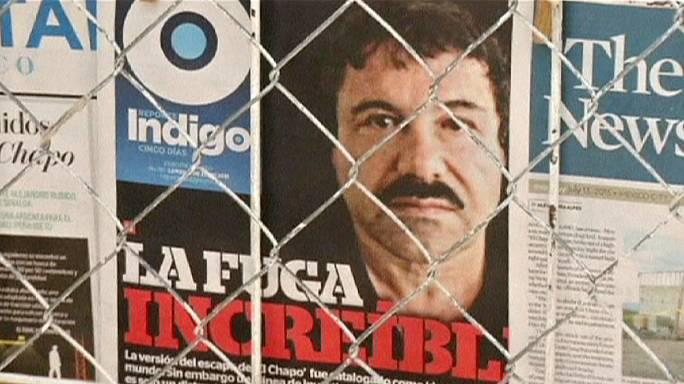 Mexico offers $3m reward for escaped drug lord