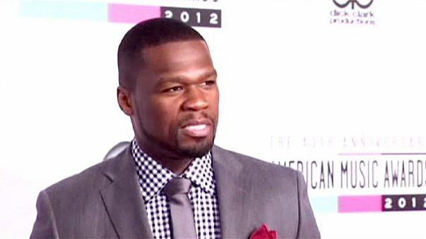 US-Rapper 50 Cent meldet Privatinsolvenz an