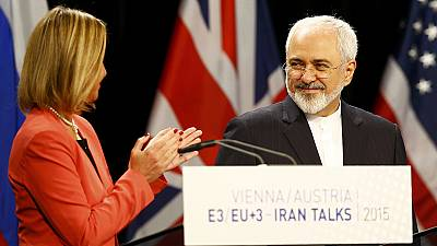 'Historic' Iran nuclear deal 'a sign of hope'