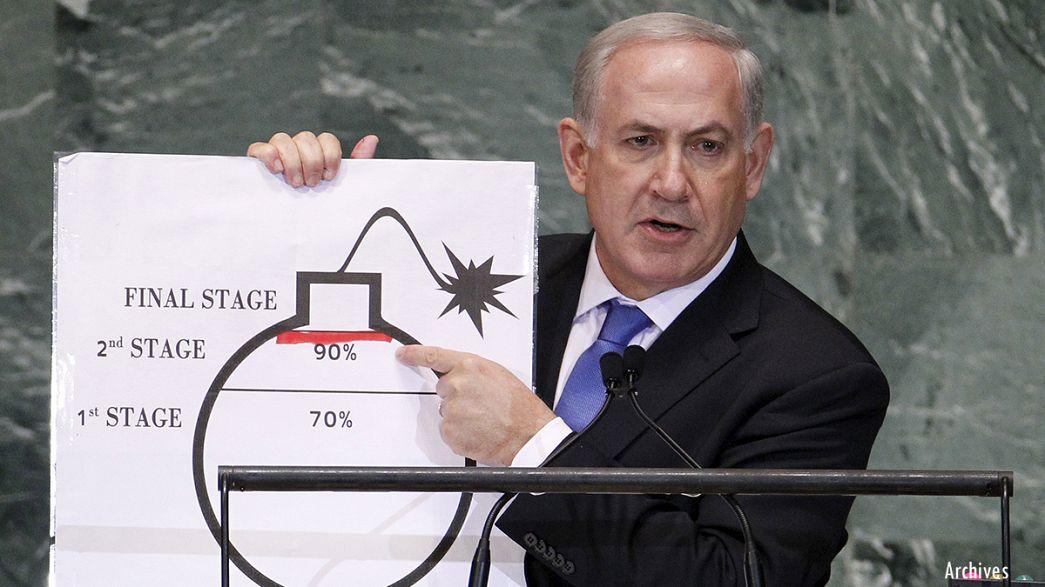 Netanjahu verurteilt Atomabkommen mit Iran