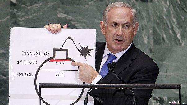 """""""Um erro histórico"""": Nethanyahu condena acordo sobre nuclear iraniano"""