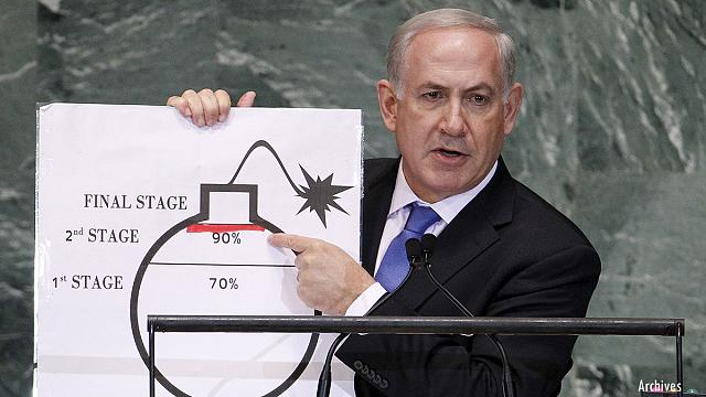 """Израиль: соглашение с Ираном — """"ошибка исторического масштаба"""""""