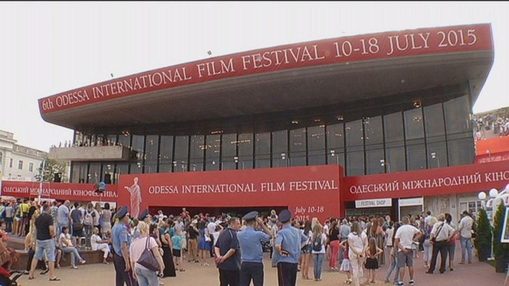 Odessa à l'heure du cinéma pour son festival 2015