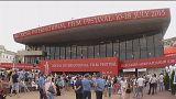 افتتاح الدورة السادسة من مهرجان أوديسا السينمائي