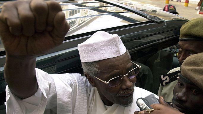 Çad'ın devrik lideri halkına zulmetmekten yargılanıyor