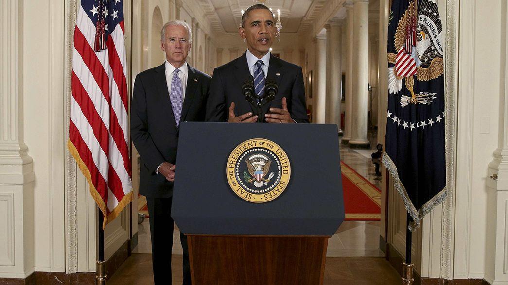 """Irão: Acordo nuclear representa """"um novo rumo"""" para Barack Obama"""