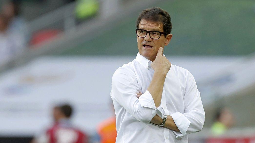 Russischer Fußballverband entlässt Fabio Capello