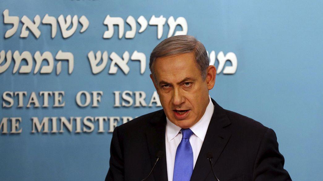 Iran nuclear deal: a stunning, historic mistake says Netanyahu