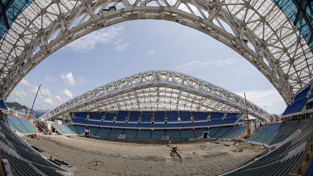 Rússia prepara Mundial 2018