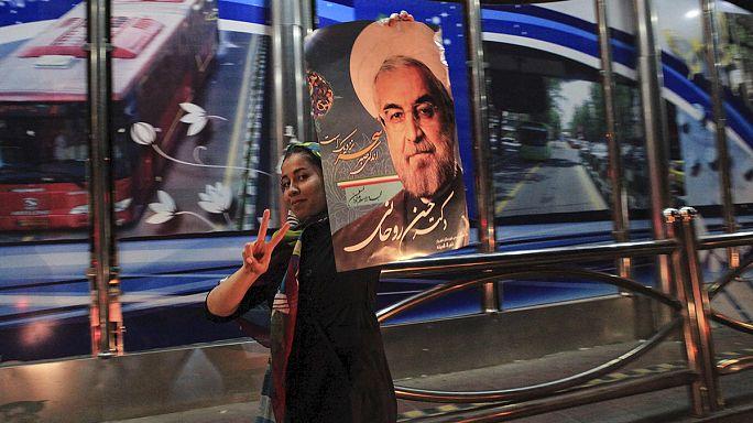 الايرانيون في لندن يعربون عن فرحتهم بالاتفاق النووي