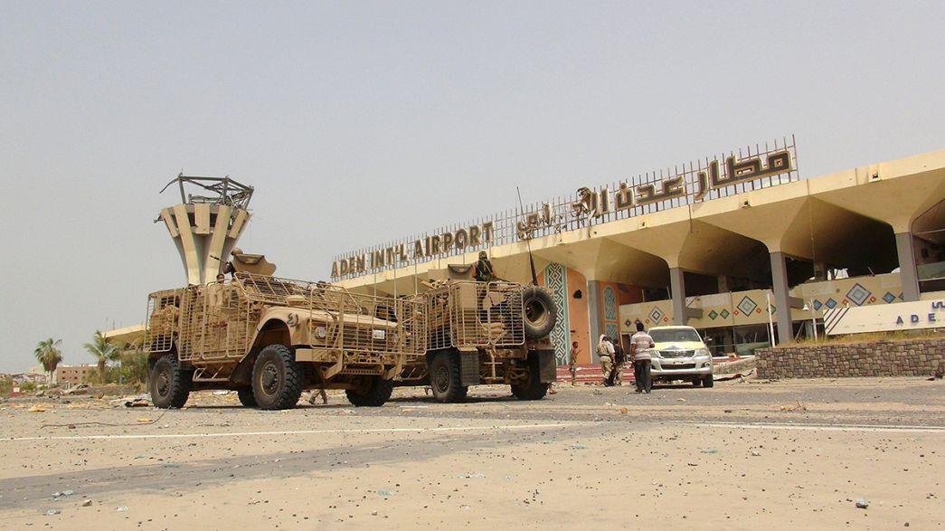 Yemen, forze filo-governative dicono di aver ripreso aeroporto di Aden