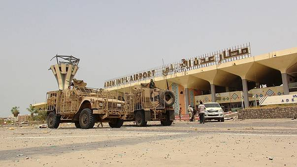Yemen: coalition forces retake Aden airport