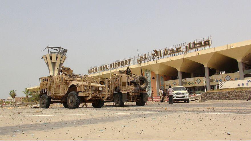 Йемен: проправительственным отрядам удалось отбить аэропорт Адена