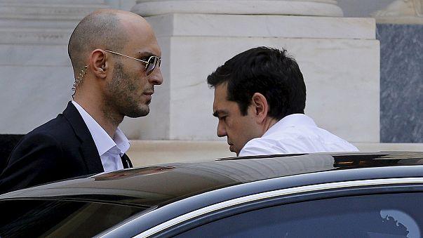 """Tsipras zu Euro-Gipfel: """"Schlechte Nacht für Europa"""""""