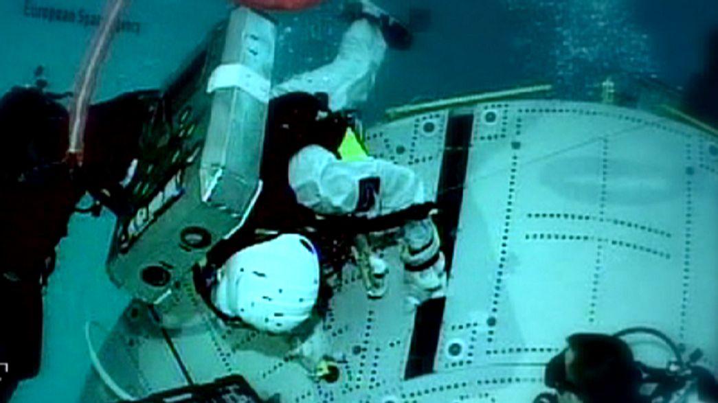 Űrhajós Akadémia: mint a Gravitáció című filmben