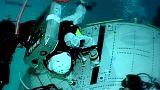 Academia de astronautas: utensilios necesarios para pasear por el espacio