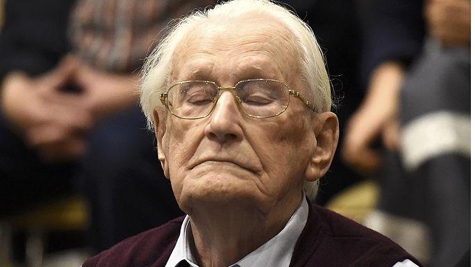 Holokauszt: 4 év börtön Auschwitz könyvelőjének