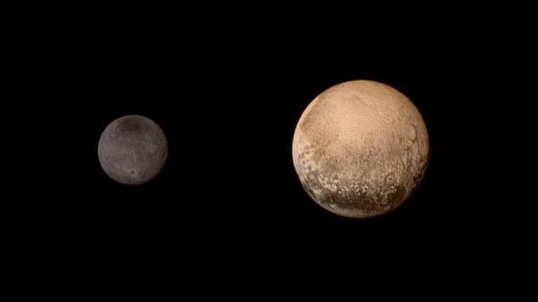 Новое о Плутоне: загадки и некоторые отгадки