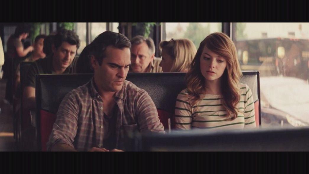 """فيلم """"رجل غير عقلاني"""" لوودي آلن في دور العرض الأمريكية"""