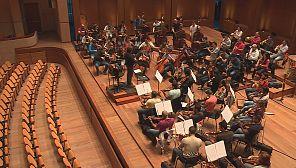 En répétition avec le Simón Bolívar, un orchestre à nul autre pareil