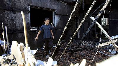 Palestinian toddler killed in 'terrorist' arson attack, says Israel