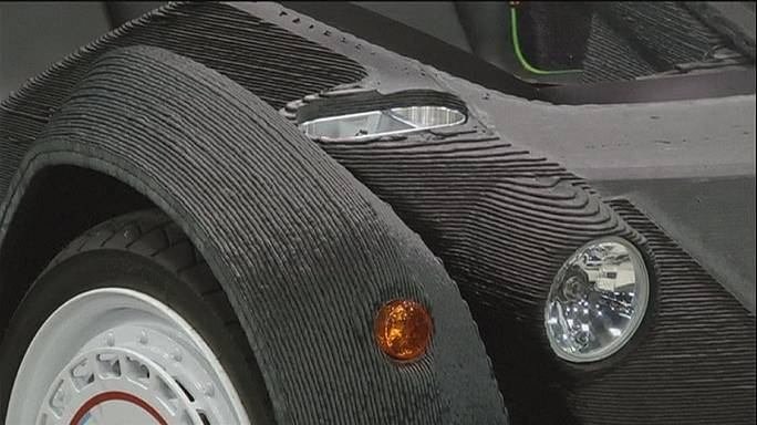 أول سيارة 3D...للبيع في عام 2016 والسعر يصل إلى 27 ألف يورو