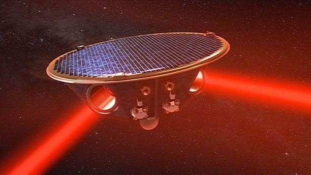 En quête des ondes gravitationnelles