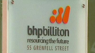 BHP writes down $2 bln on US energy business