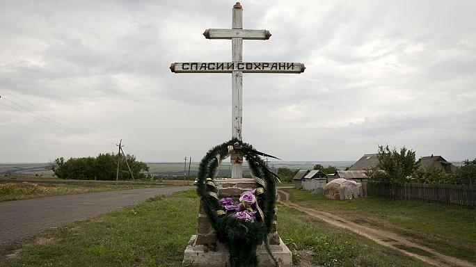 Egy évvel a kelet-ukrajnai légikatasztrófa után