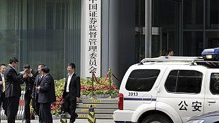 """China: 20 """"terrorverdächtige"""" Touristen festgenommen"""