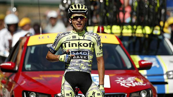 Tour de France: Majka wins stage 11 as Froome maintains race lead