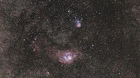 Le Sagittaire et la Voie Lactée