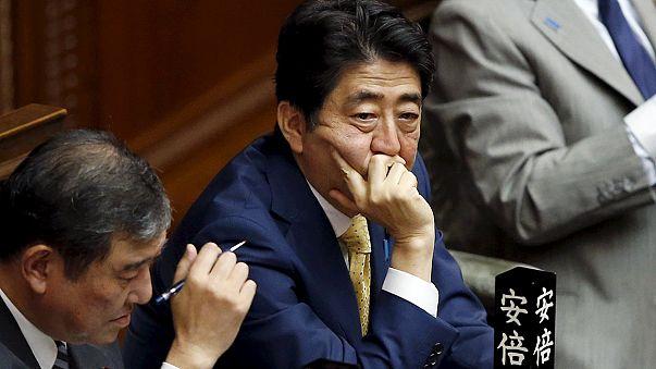 Japonya küresel sorunlarda askeri rol almak istiyor