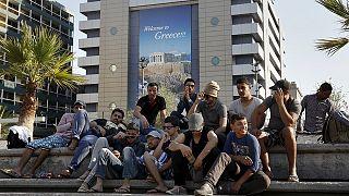 La inmigración sigue atizando a Grecia: en Lesbos viven ya 25.000 indocumentados