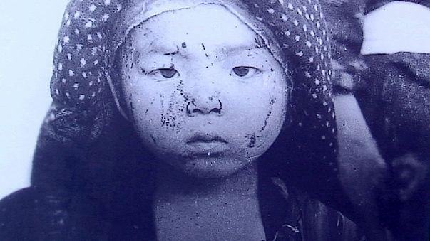 Una exposición crítica con los ataques contra Hiroshima y Nagasaki
