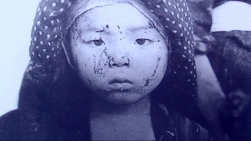Exposição de Enola Gay lembra horror atómico em Hiroshima e Nagasaki