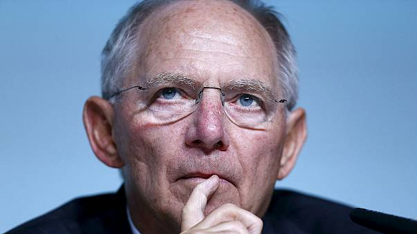 Germany's Schaeuble casts doubt on chance of Greek bailout success