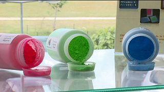 Pigmentos inteligentes que se adaptan a la luz, la temperatura y la presión