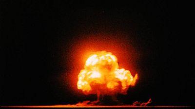 Primeiro teste nuclear foi há 70 anos