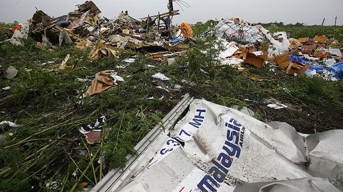 الكرملين لا يؤيد محكمة دولية بشأن تحطم الطائرة الماليزية