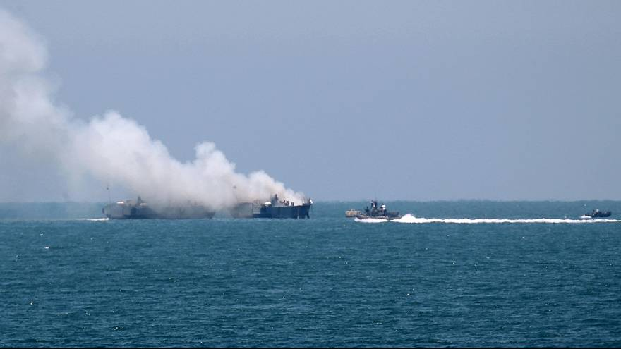 ISIL claims rocket attack on Egypt navy boat in Mediterranean Sea