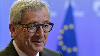 EU's Juncker urges Greece to honour reform promises