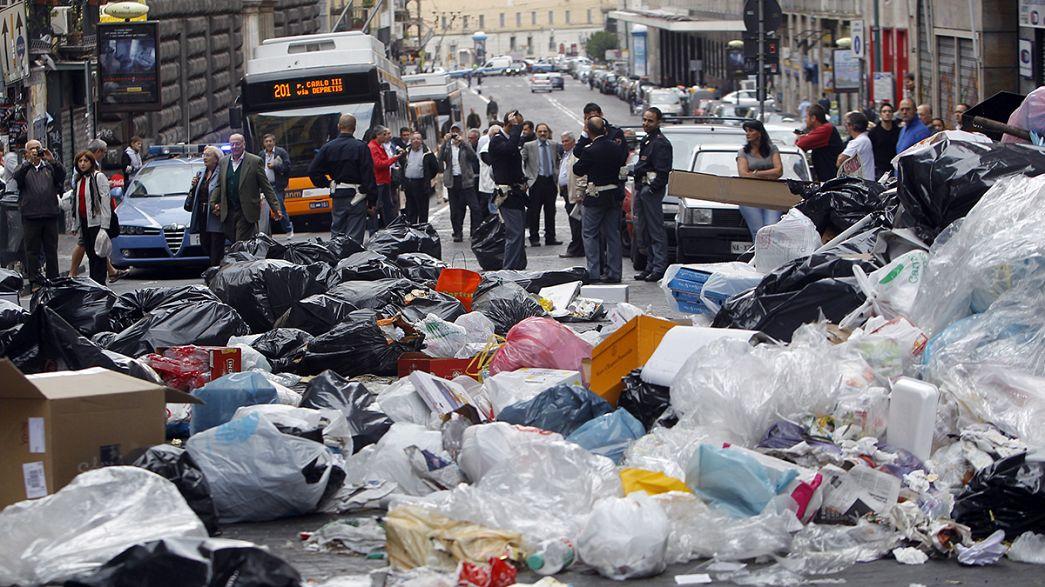 Emergenza rifiuti in Campania: nuova mega multa di oltre 20 milioni di euro